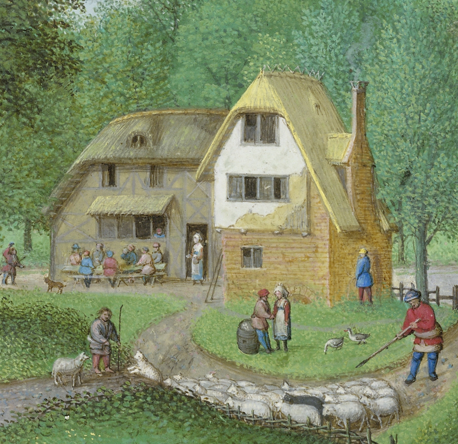 Life On a Medieval Manor PowerPoint Presentation, PPT - DocSlides